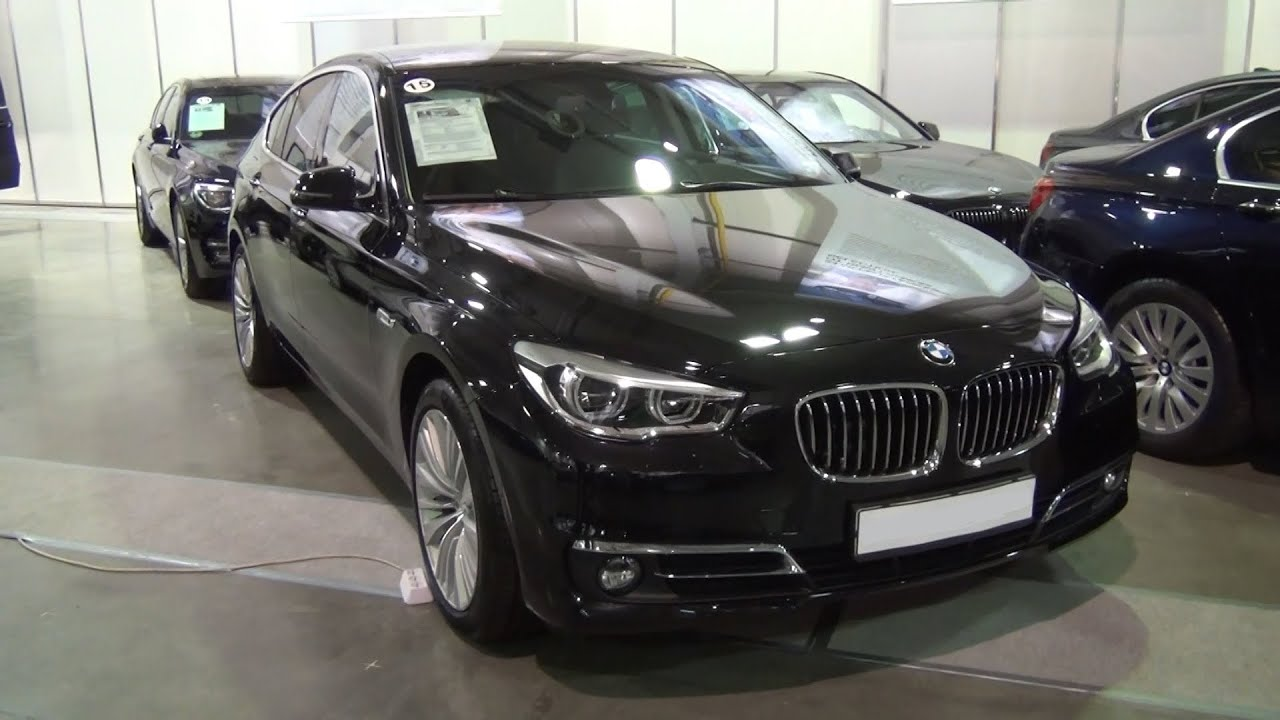 bmw 530d xdrive gt luxury line 2014 exterior and interior in 3d 4k uhd youtube. Black Bedroom Furniture Sets. Home Design Ideas