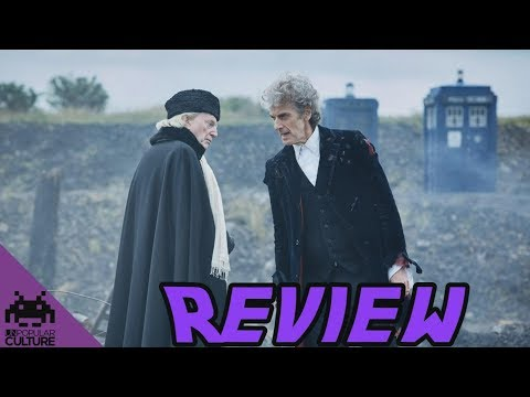Doctor Who Twice Upon A Christmas Review- The End of an Era