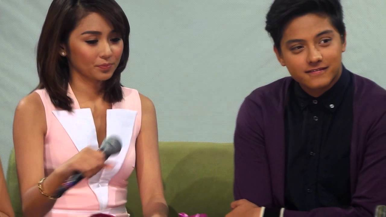 Kathniel presscon shes dating the gangster soundtrack