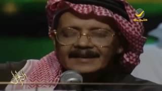 آخر حفل لتكريم الراحل طلال مداح ببيروت قبل وفاته بتسعين يوما