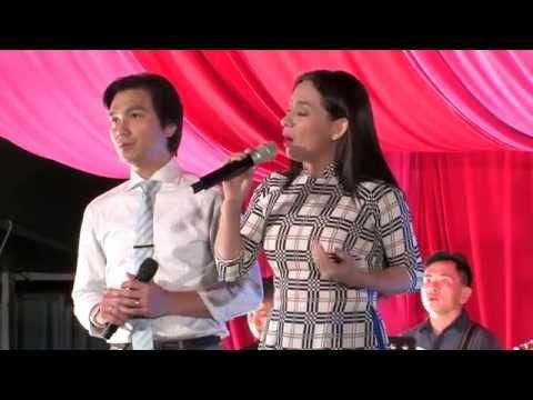 Quê Hương và Đạo Pháp 6-2014-Brisbane-Queensland-Australia (P10) Phi Nhung và Mạnh Quỳnh