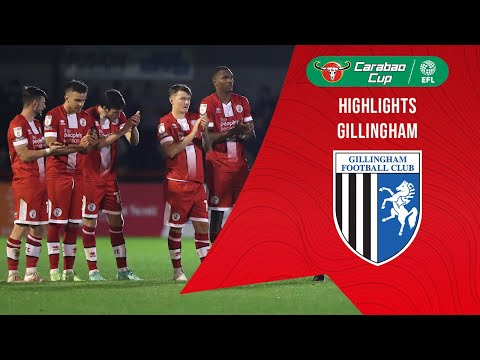 Crawley Town Gillingham Goals And Highlights