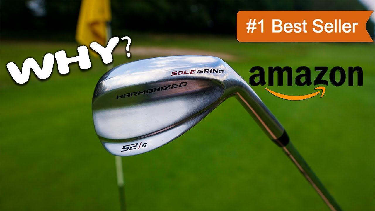 I Bought The BEST SELLING Golf Club on AMAZON!!