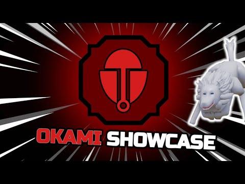 OKAMI BLOODLINE SHOWCASE in SHINDO LIFE ROBLOX |