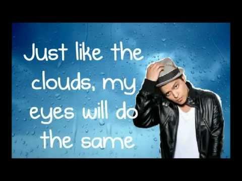Bruno Mars - It Will Rain LYRICS