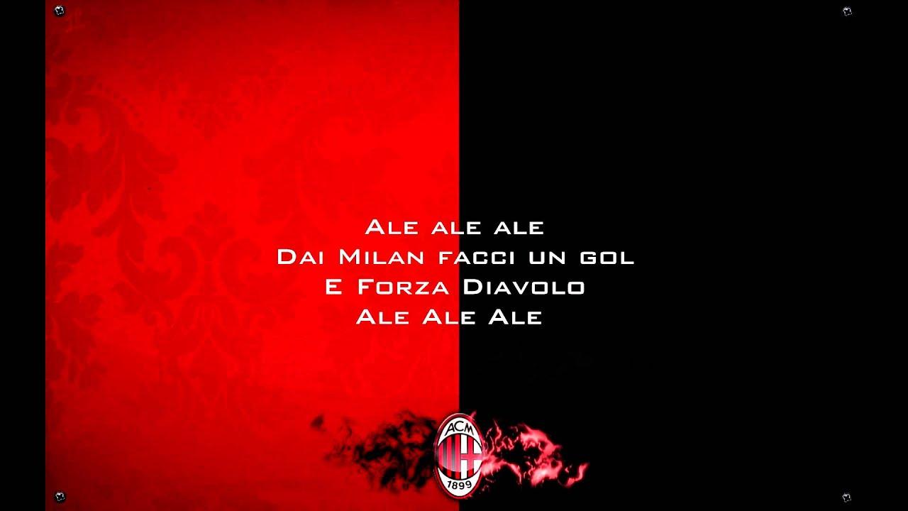 Curva Sud Milano - I cori piu belli..By Milan Club Kosovo