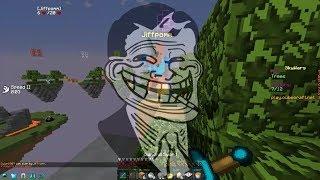 VUELVE EL SKYWARS EN CUBECRAFT / RUSH Y MUCHAS KILLS / Minecraft