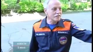 ТНТ-Поиск: Ремонт подъездов в Клину проверяет зам.министра ЖКХ Московской области