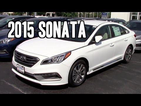 2015 hyundai sonata sport review youtube. Black Bedroom Furniture Sets. Home Design Ideas