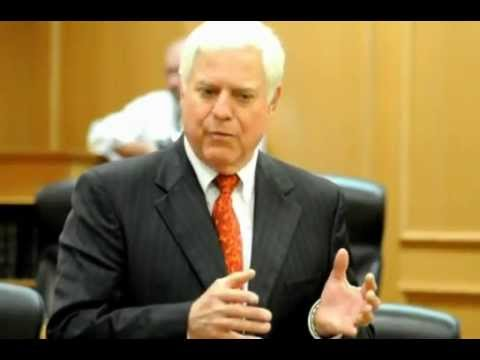 Lincoln Davis class action suit to restore voting rights in Tennessee 20120312_5.AVI