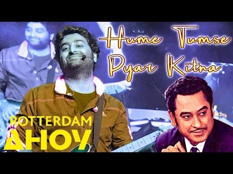 Hume Tumse Pyar Kitna By Arijit Singh Sad | Troye Music