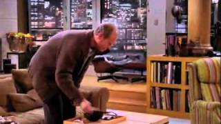 Frasier and Cat