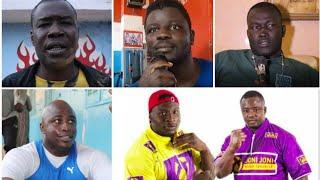 Les lutteurs analysent le combat Papa Sow / Ama Baldé (Abdou Diouf, Sokh, Lirou Diane, Lac 2, etc..)