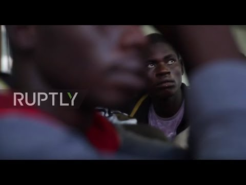 Libya: Coast Guard picks up some 200 migrants off Tripoli coast