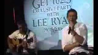 Lee Ryan - How Do I (live, 09.05.2006)