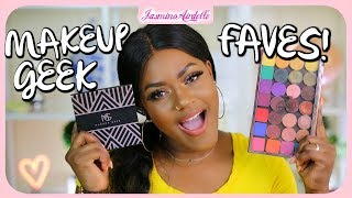 Makeup Geek FAVORITES & Meeting Marlena!
