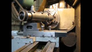 A Tool Post Grinder Trick -  Restoring My Schaublin 102 Lathe