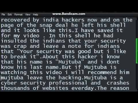 Article About The Biggest Hacker In Pakistan
