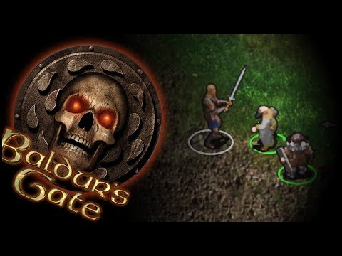 Baldur's Gate Shorts - A Series of Unfortunate Accidents