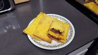 BEST Version of Jamaican Beef Patties