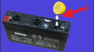 Super easy battery Repair, dry batteries repair at home diy project