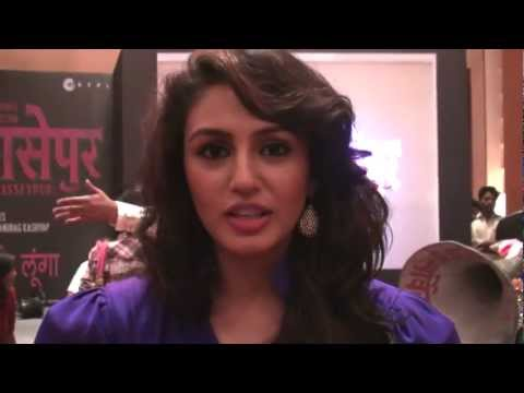 Huma Qureshi welcomes our fans | Gangs of Wasseypur | Anurag Kashyap