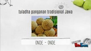 Teks Deskripsi Masakan Tradisional Jawa