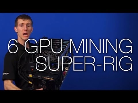 Super Custom BitCoin/LiteCoin Mining Rig 2.0 - Tech Tips