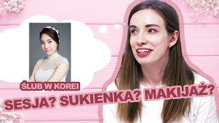 ŚLUB W KOREI: Sesja przedślubna, wybór sukienki, makijaż [Pyra w Korei]