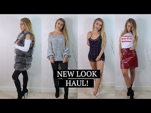 NEW LOOK HAUL + TRY ON. LAUREN FAYE.