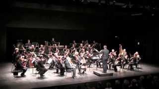 ENCOUNTERS! Concierto para Bandoneon /cello y Orquesta Sinfonica 2015 de D.BINELLI