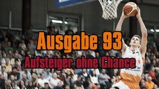 NINERS360 Ausgabe 93 - Aufsteiger ohne Chance | NINERS Chemnitz vs. Dragons Rhöndorf - 86:55