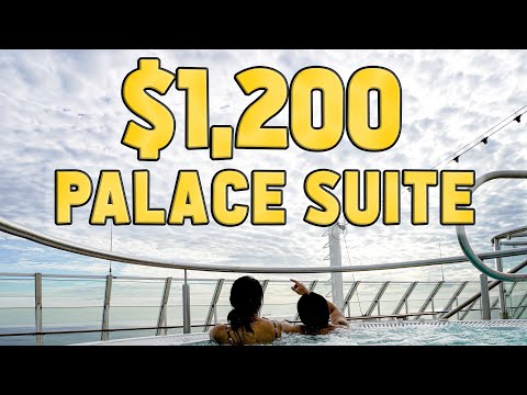 Everything on board a $1,200 Cruise to Nowhere | 3D2N Palace Suite World Dream Cruise Singapore