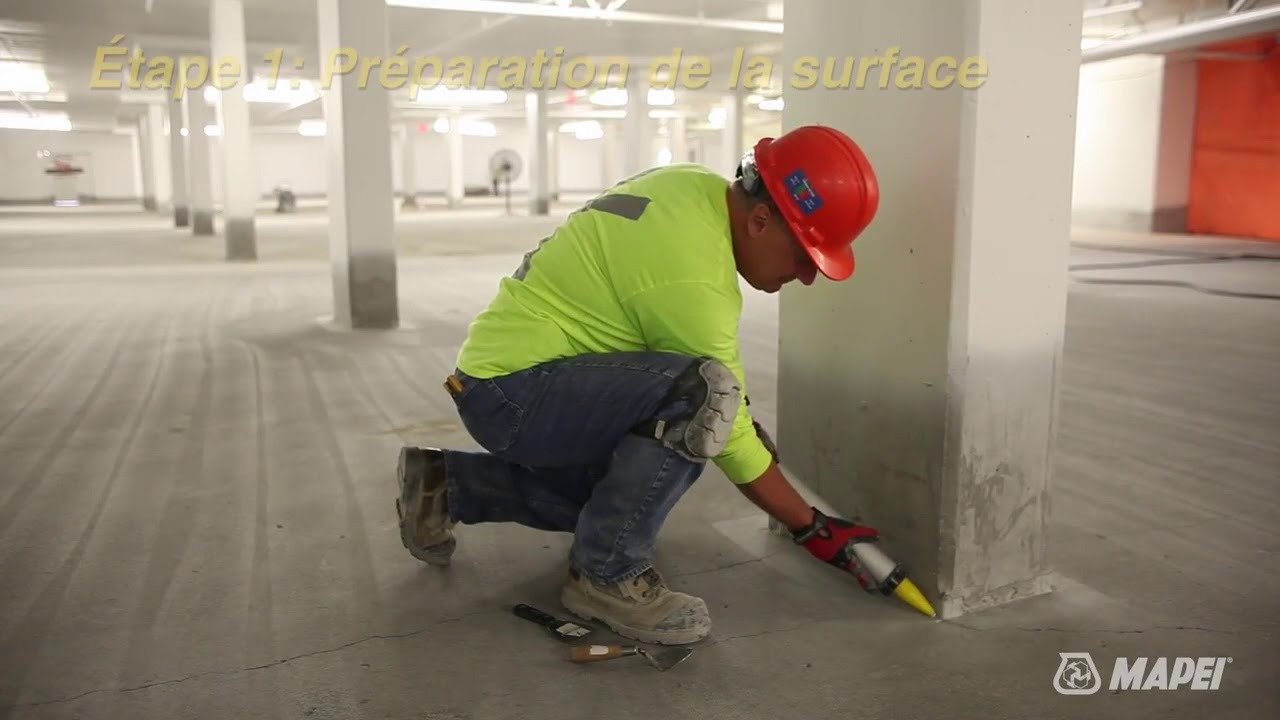 Revetement De Sol Pour Garage systeme de revetement mapefloor pour sol de garage