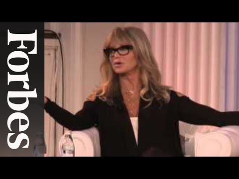 Goldie Hawn: Practicing The Art Of Happy | Forbes