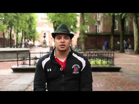 Salzburg College Student Recruiter Video for Evan O'Toole