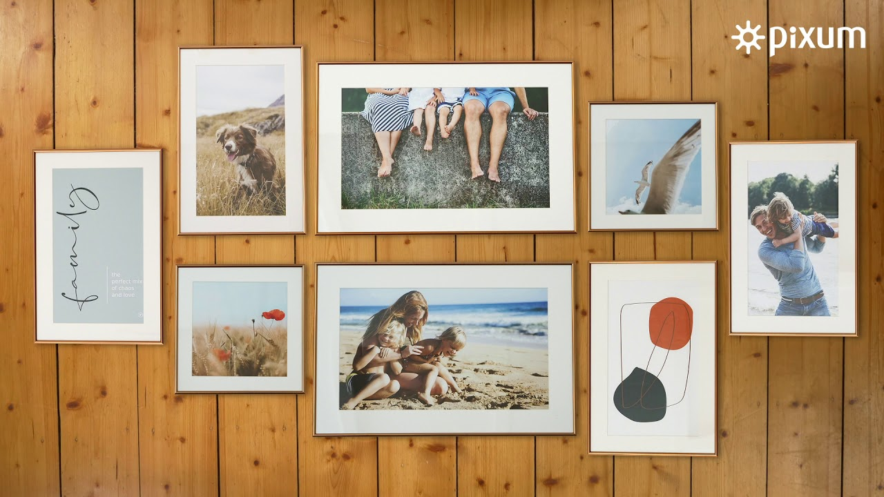 Arranging your Gallery Wall