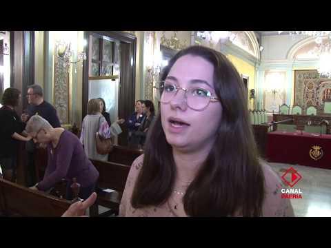 La Paeria reconeix el periodisme implicat per la igualtat de gènere