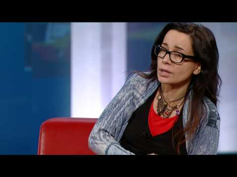 George Tonight: Janeane Garofalo  George Stroumboulopoulos Tonight  CBC