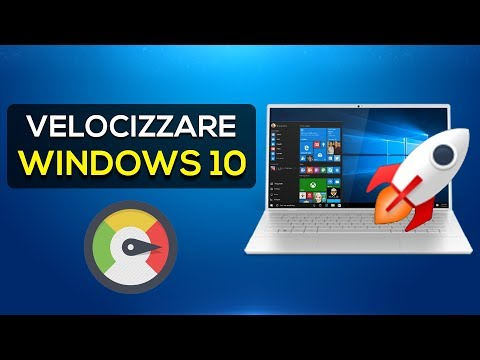 Velocizzare Al MASSIMO Il Proprio PC (Windows 10) - GUIDA DEFINITIVA [ITA]