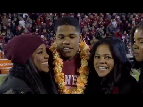 Odell Beckham's Teammate, Sterling Shepard, Draws Strength from Family | NFL