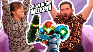 What Does Andy Dread The Most?! | Show of the Weekend: Metroid Dread