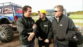 RMR: Rick and Danny Williams Go Off Roading