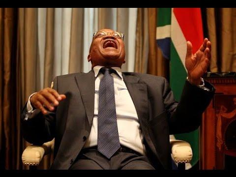 Latest: Zuma's Treasury Capture Timing Explained