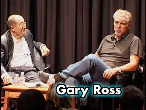 Gary Ross on PARANORMAL ACTIVITY and DISTRICT 9