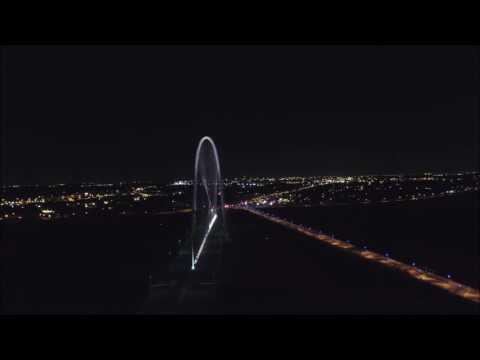 Dallas Night Drone #6