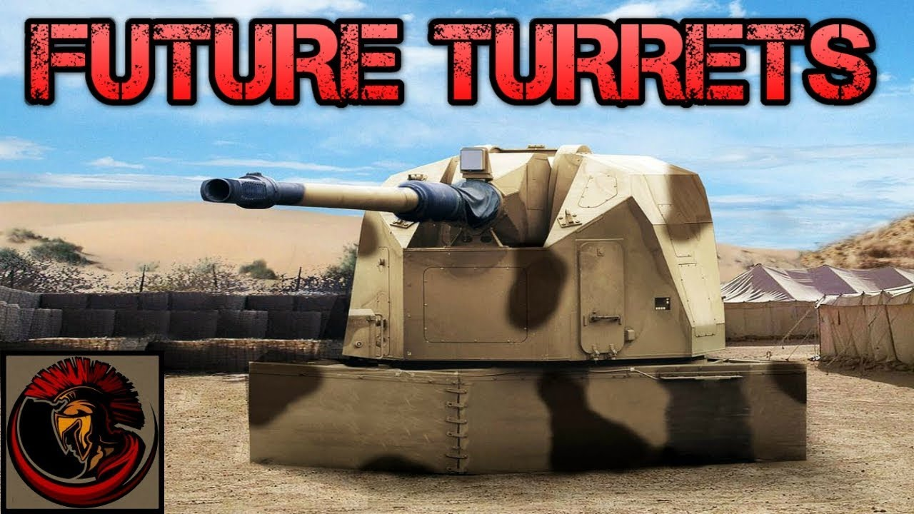 Future Military Tanks Future Gun Turr...