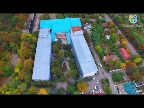 Видео обзор санатория Эльбрус город Железноводск