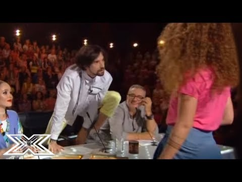 Flirting Contestant Seduces Male Judge With Justin Bieber