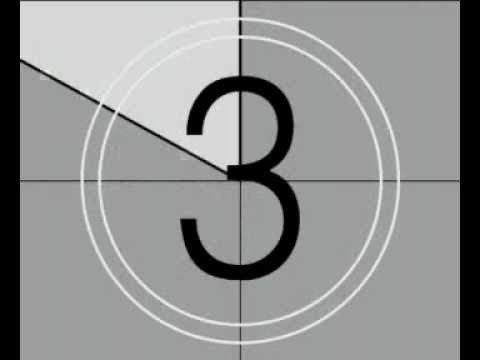 count down numbers